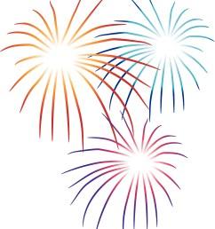 fireworks clipart [ 2550 x 2950 Pixel ]