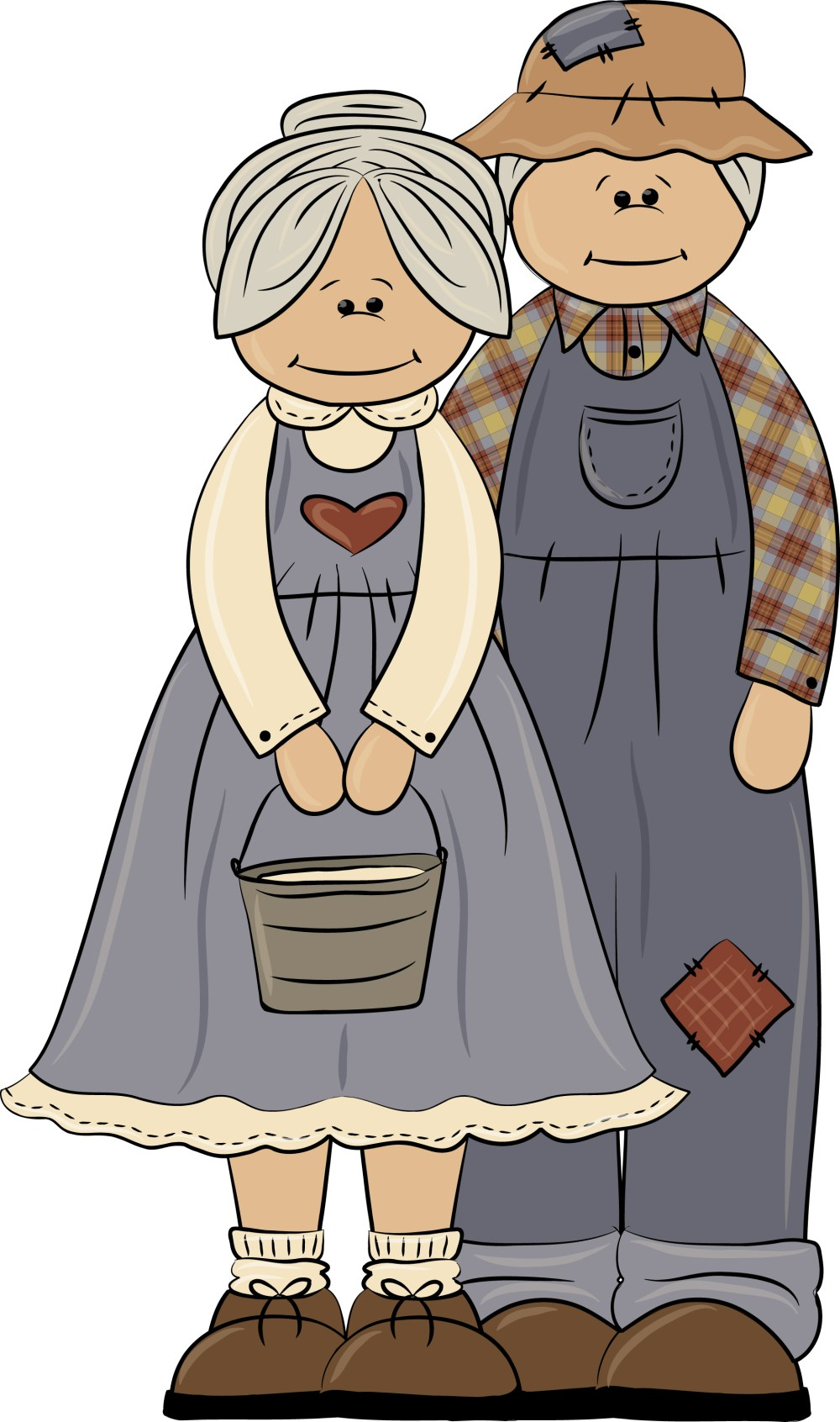 medium resolution of grandparents clipart like free clipart image image