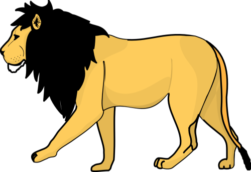 small resolution of lion clipart lion animals clip art black and white