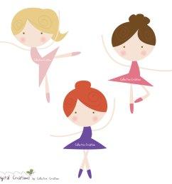 free ballerina clipart [ 900 x 900 Pixel ]
