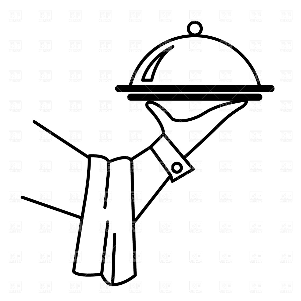 Free Waiter Cliparts Download Free Clip Art Free Clip