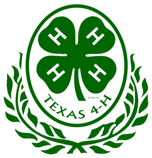 small resolution of texas 4h clip art