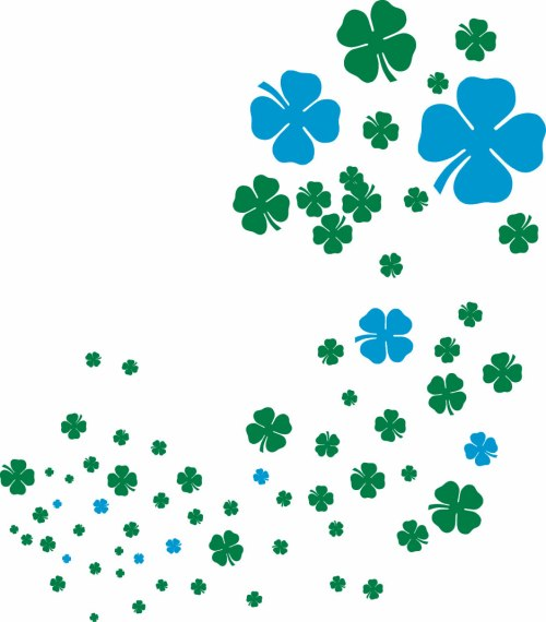 small resolution of free 4h clipart 4 4 clover art