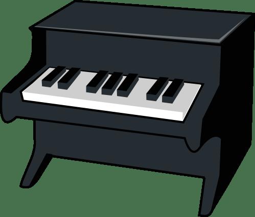 small resolution of free clip art piano