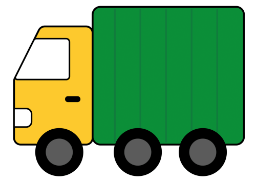 small resolution of truck cliparts
