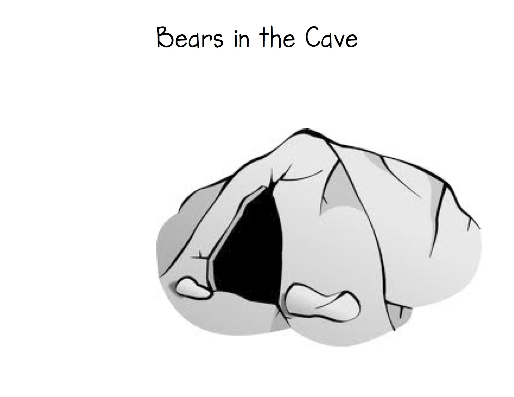 hight resolution of cave clipart