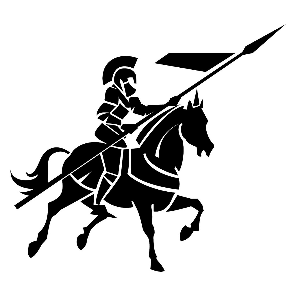 Free Knight Clipart