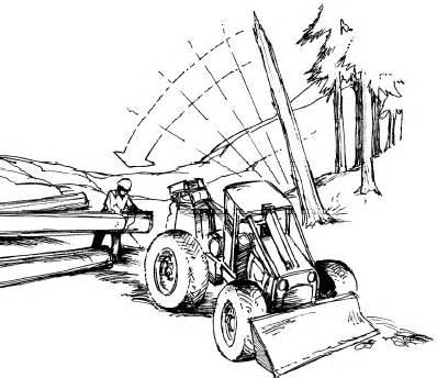Log Skidder Clipart