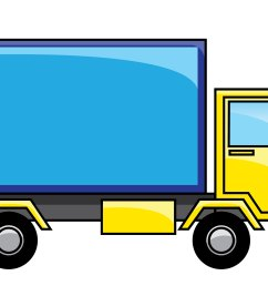 free clipart auto clipart delivery truck image [ 3801 x 2500 Pixel ]