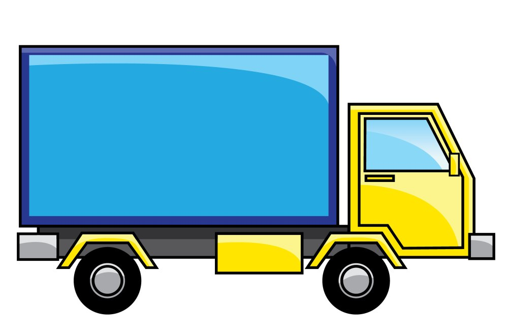 medium resolution of free clipart auto clipart delivery truck image