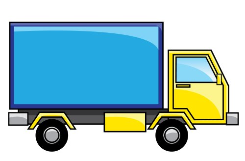 small resolution of free clipart auto clipart delivery truck image
