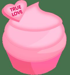cute cupcake clip art [ 1500 x 1500 Pixel ]