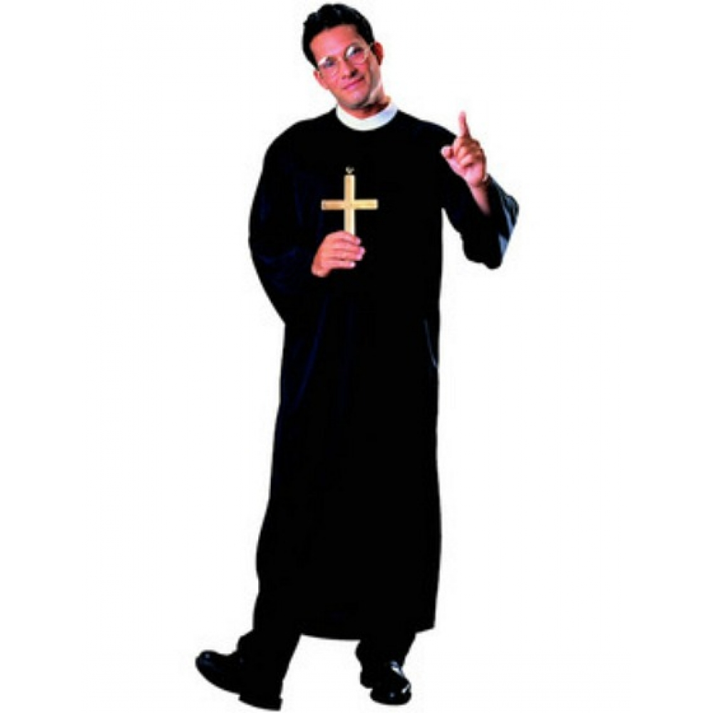 hight resolution of priest clip art