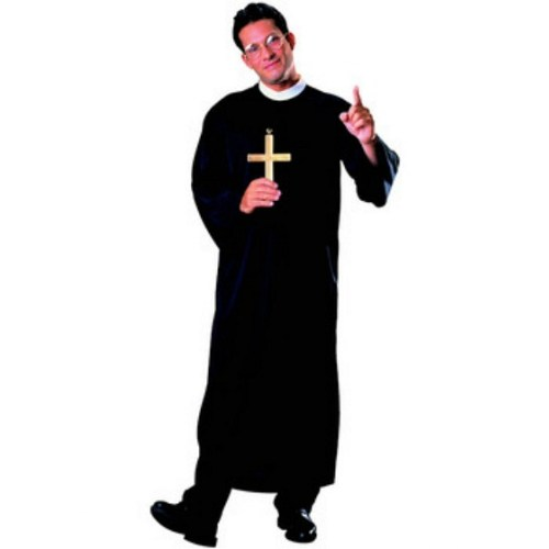 small resolution of priest clip art