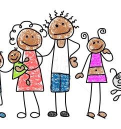 clipart family members [ 1800 x 1200 Pixel ]