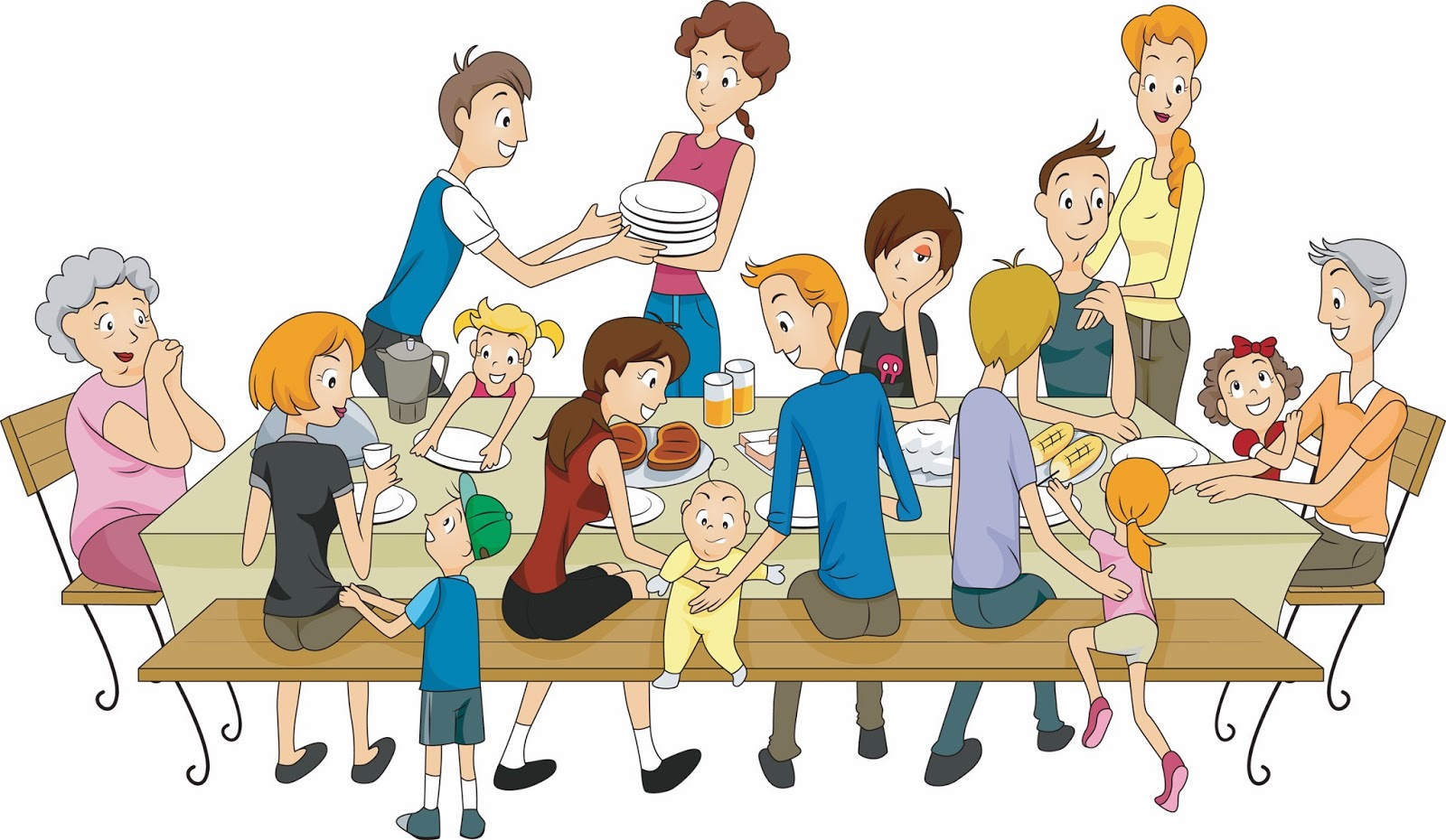 hight resolution of family clipart free clipart image 9