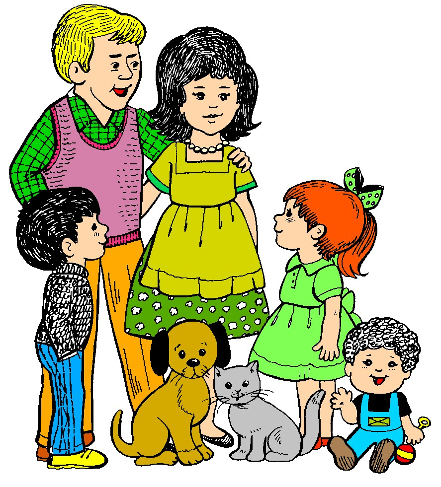 hight resolution of clipart family clipart