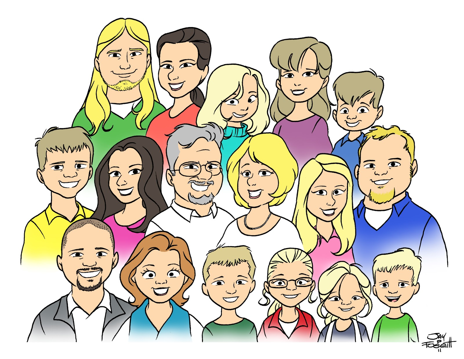 hight resolution of family picture clip art clipart