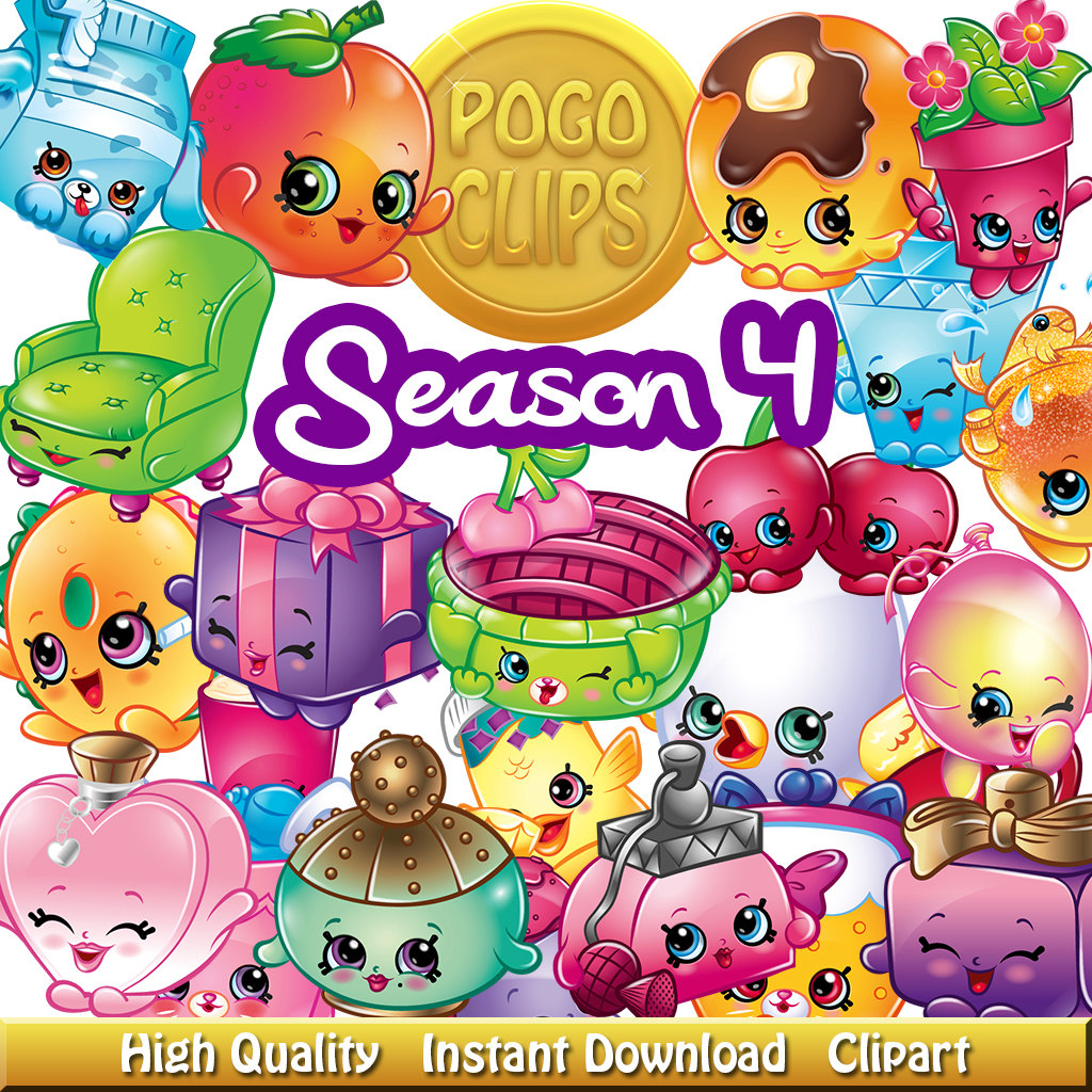 hight resolution of popular items for shopkins clipart
