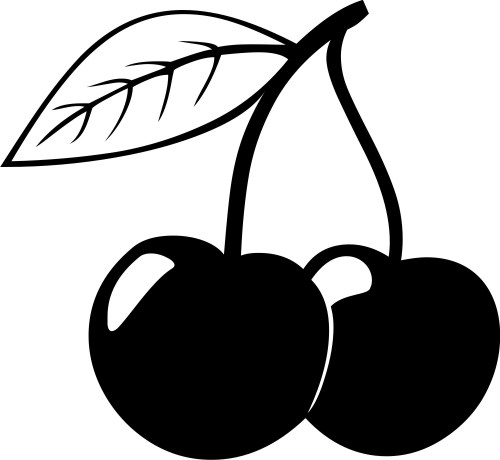 small resolution of cherry clipart fruit clip art photo
