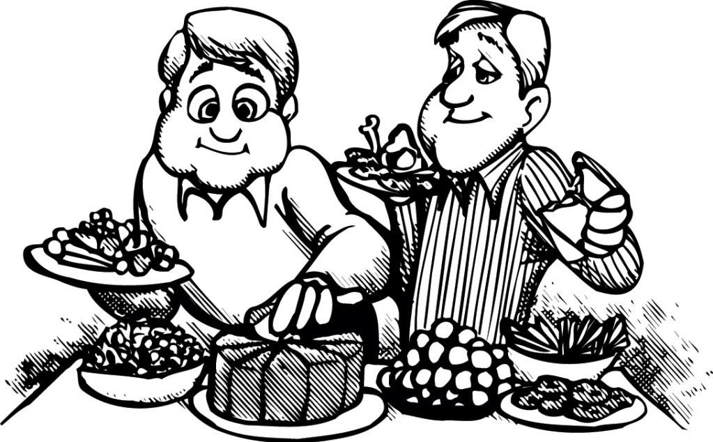 Gallery For Fellowship Dinner Clip Art