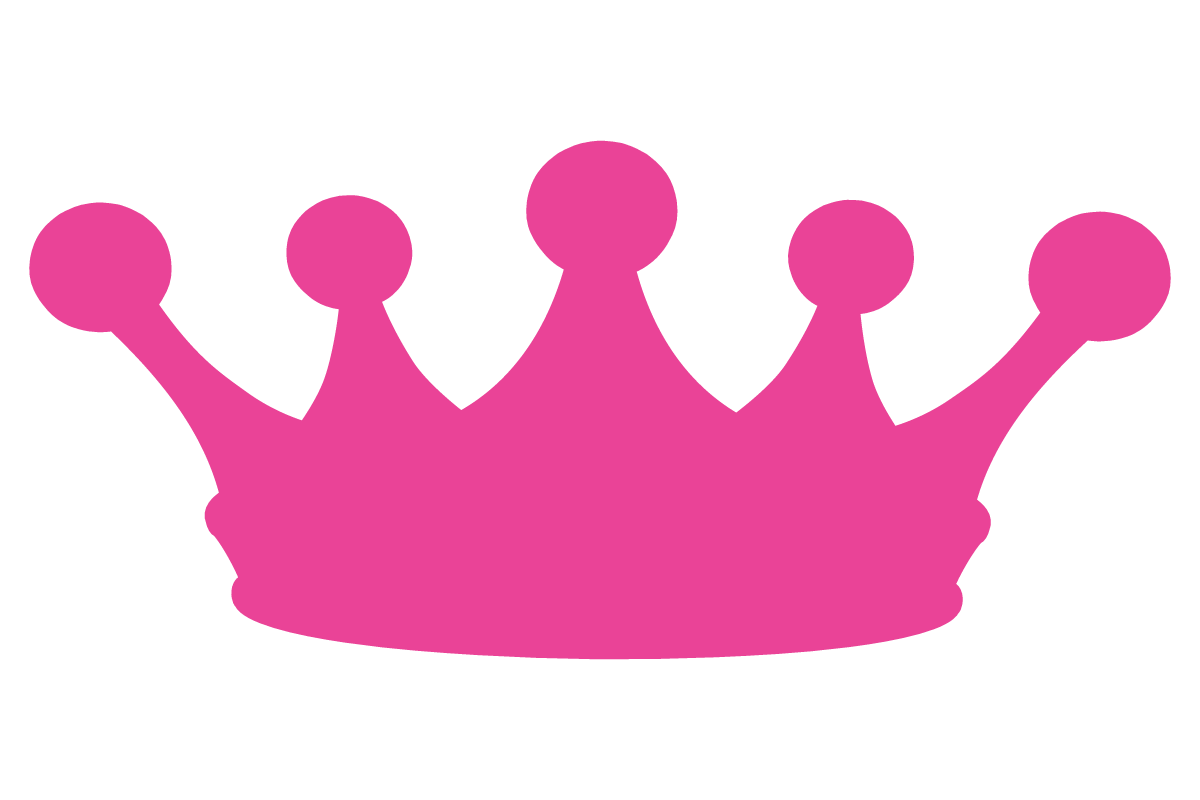 hight resolution of free princess crown clipart