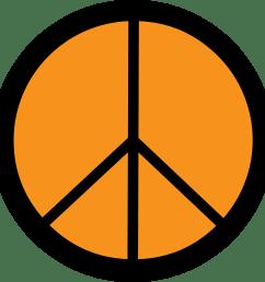 peace clip art free [ 1969 x 1969 Pixel ]