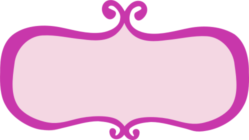 small resolution of fancy label clipart