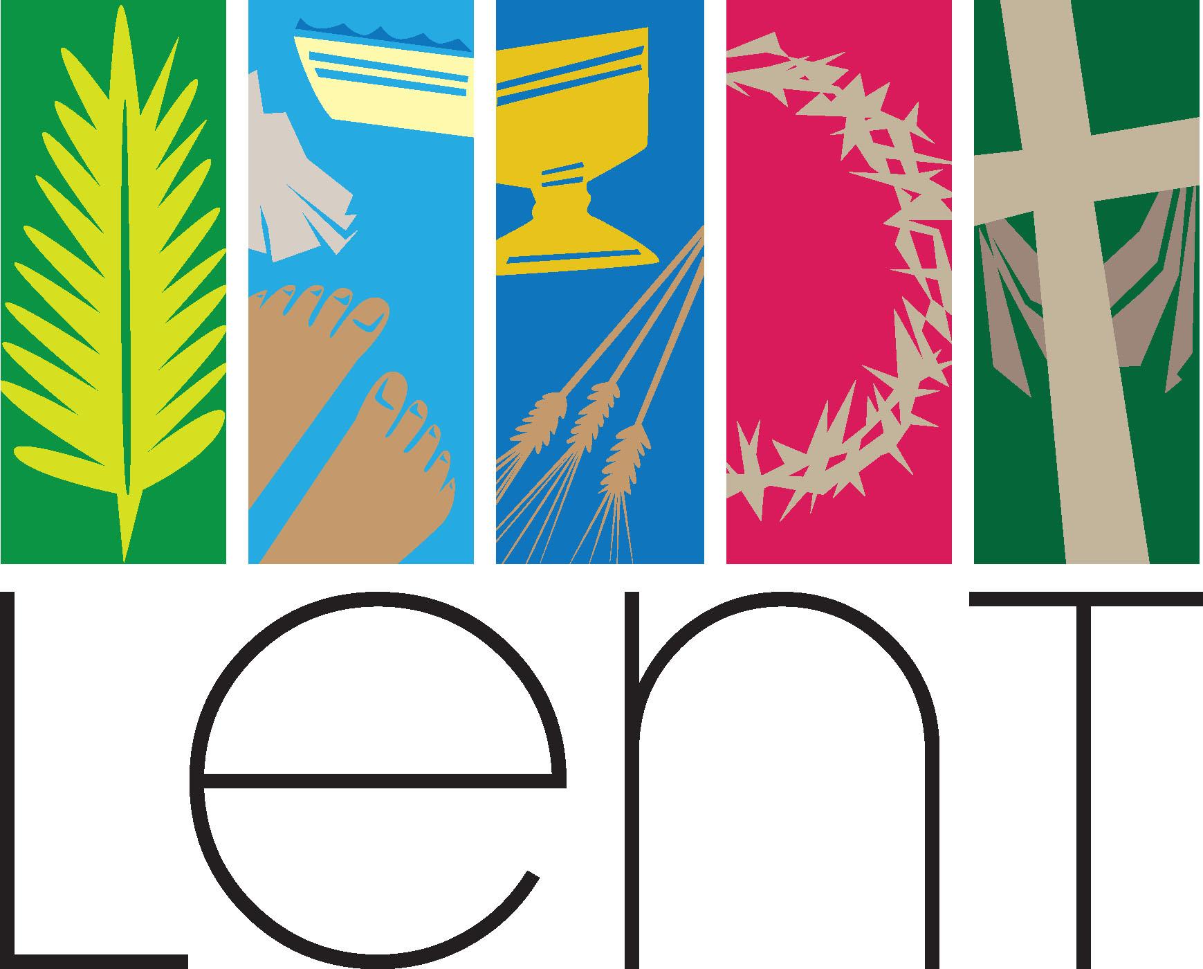 hight resolution of lenten clipart free