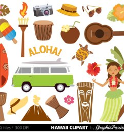 popular items for luau clipart [ 1500 x 1208 Pixel ]