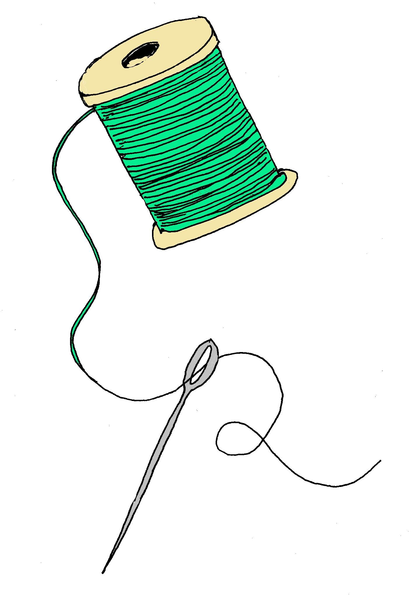 hight resolution of sewing clipart free