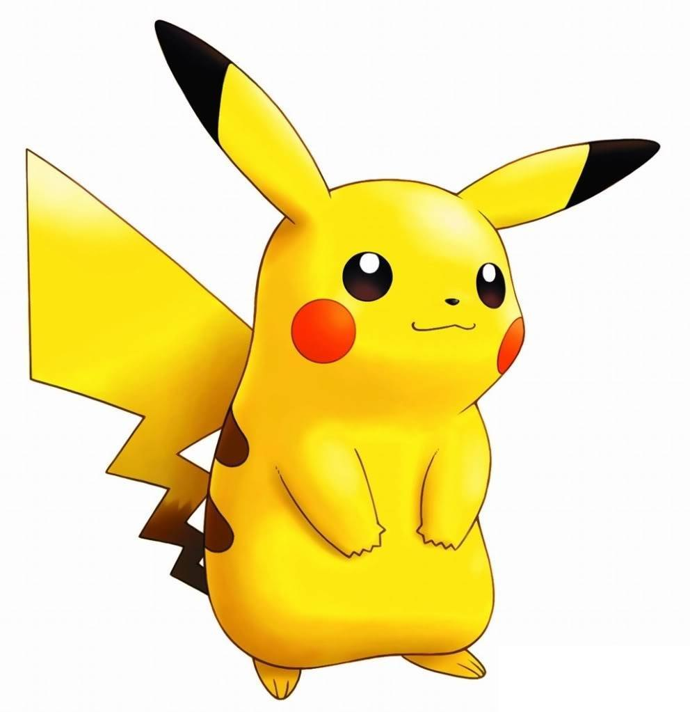 hight resolution of pikachu clipart