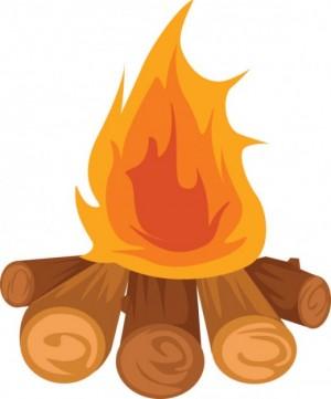 free bonfire cliparts