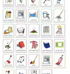 cute chores clipart [ 1200 x 1600 Pixel ]