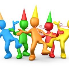 party clipart [ 1500 x 1125 Pixel ]
