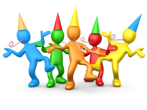 small resolution of party clipart