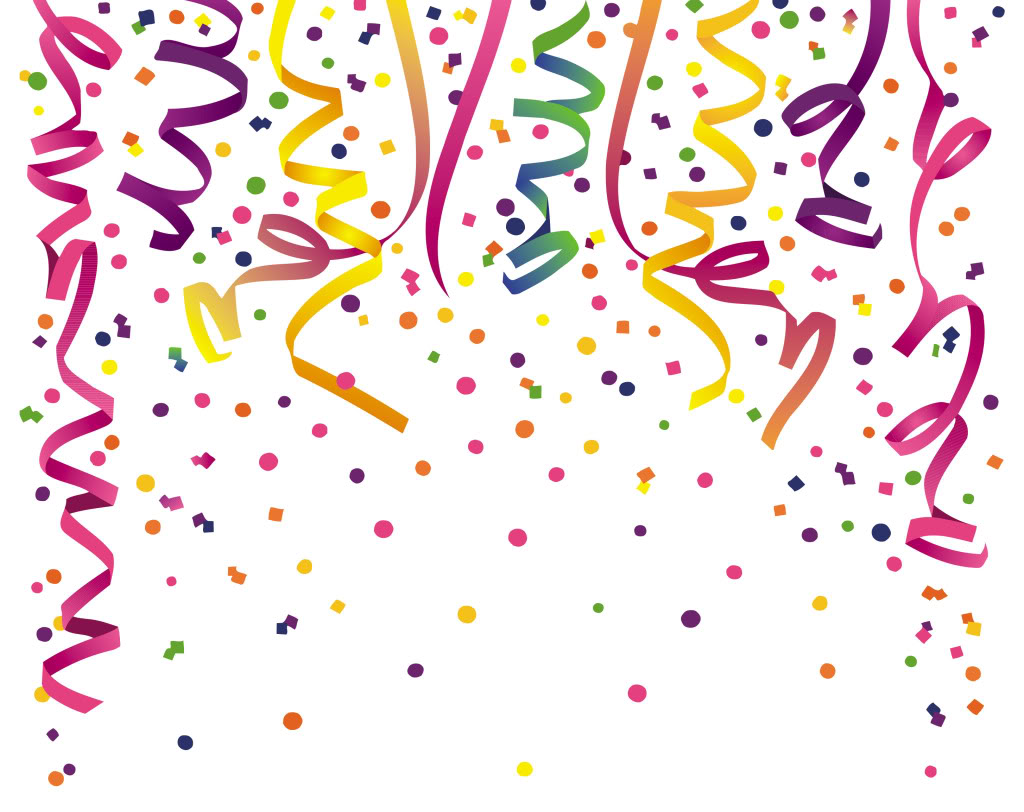 hight resolution of party decorations clipart