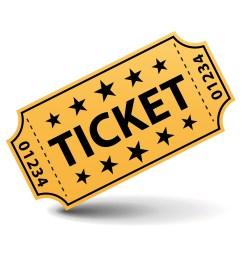 ticket clipart 2 image [ 2600 x 2737 Pixel ]