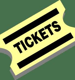 clipart ticket clipart clipart image [ 958 x 871 Pixel ]