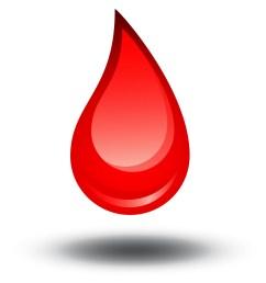 blood drop red blood clip art at clker vector clip art image [ 1600 x 1600 Pixel ]
