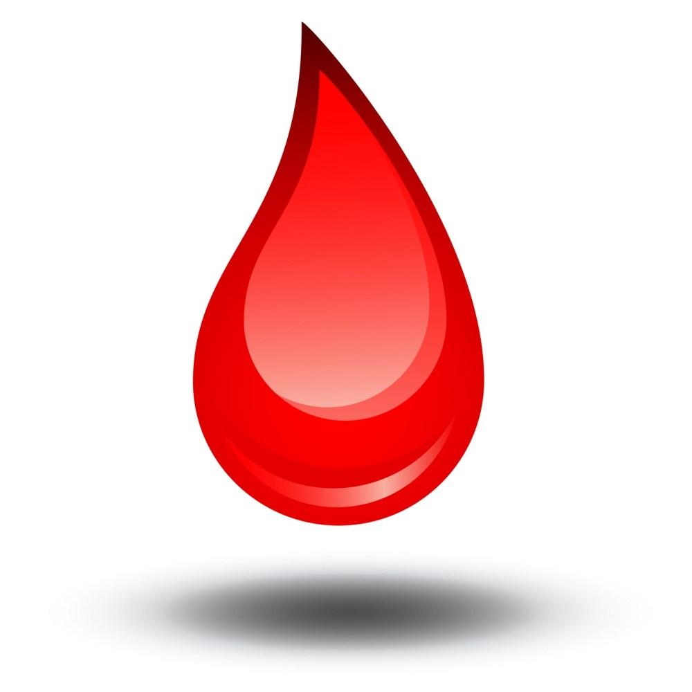 medium resolution of blood drop red blood clip art at clker vector clip art image