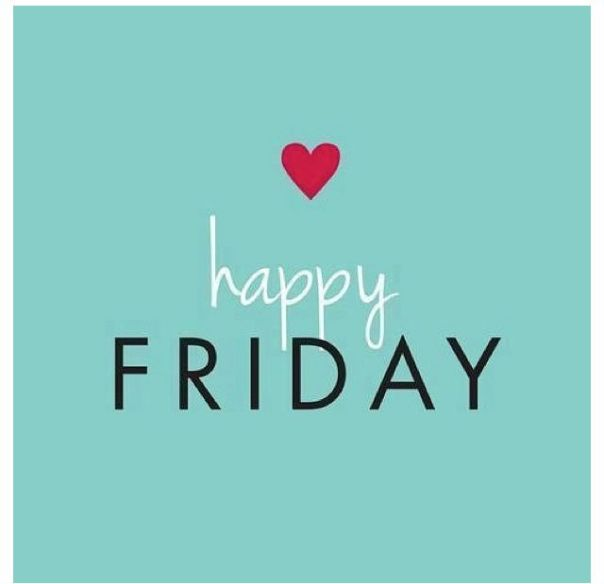 Image result for happy friday free clipart images