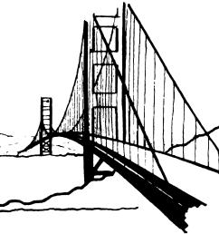 bridge clip art free [ 1273 x 1137 Pixel ]