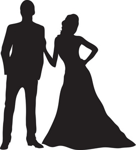 free prom cliparts