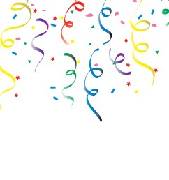 confetti clip art [ 900 x 900 Pixel ]