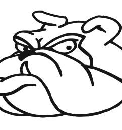 bulldog clipart [ 1783 x 1323 Pixel ]