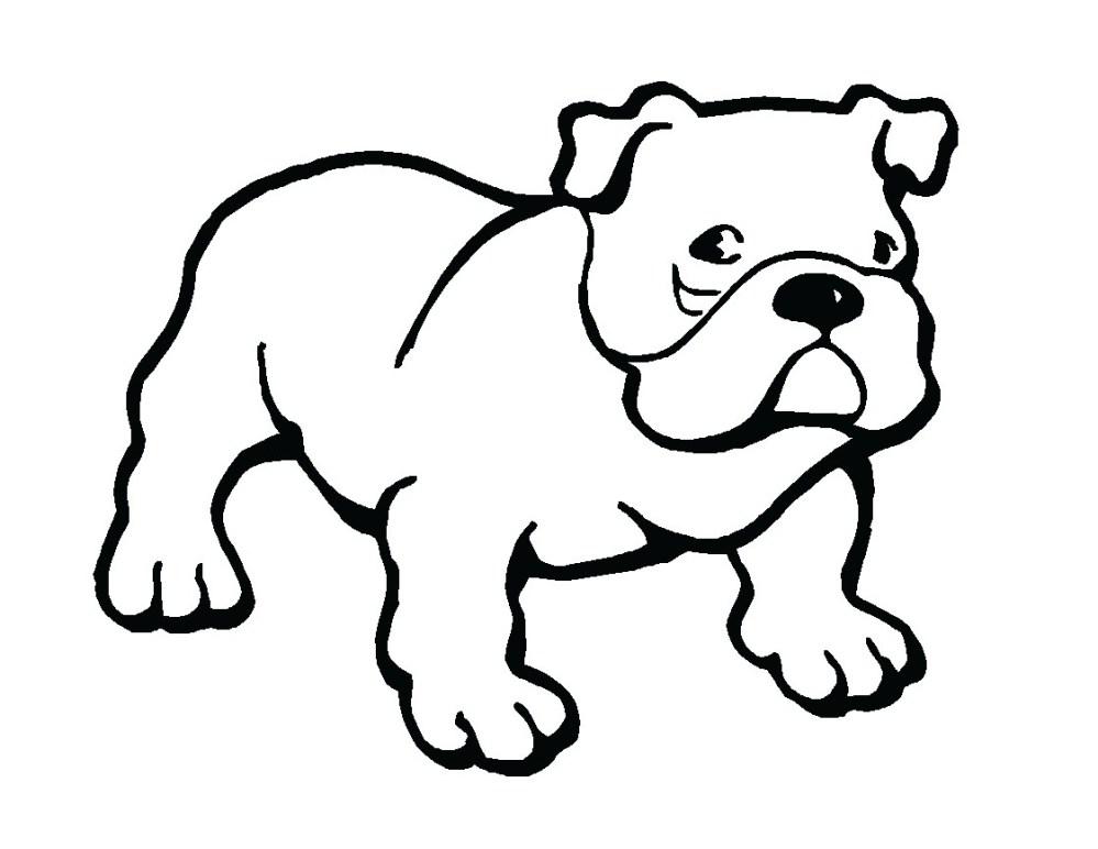 medium resolution of bulldog clipart free clipart image 2