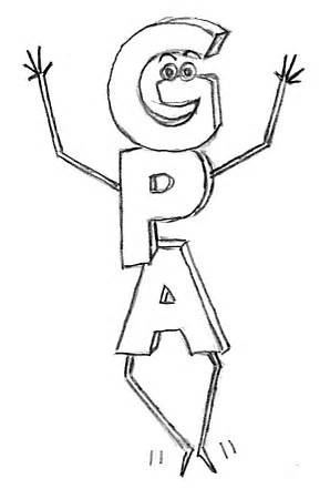 High Gpa Clipart