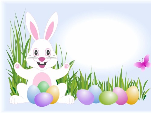 small resolution of free easter bunny clip art clipart image