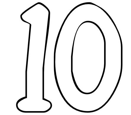 Free Ten Cliparts, Download Free Clip Art, Free Clip Art
